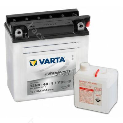 Akkumlátor Varta YB9-B