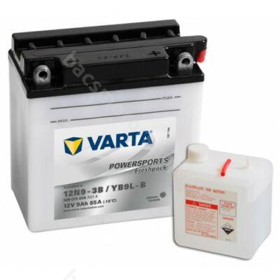 Akkumlátor Varta YB9L-B