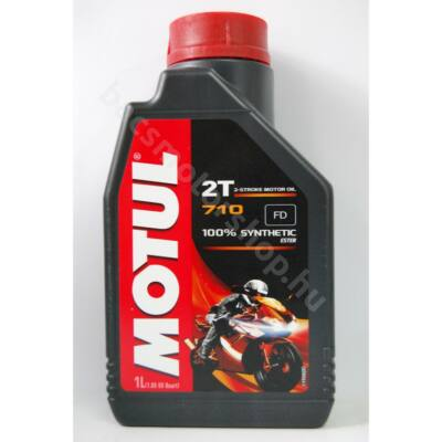 Motul 710 2T 100% szintetikus versenyolaj PRM (1 liter)