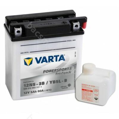 Akkumlátor Varta YB5L-B
