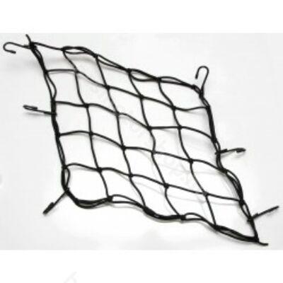 Csomagrögzítő háló (fekete)
