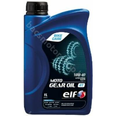 ELF Moto Gear Oil 10W40 2T félszintetikus váltó / hajtómű olaj (1 liter)