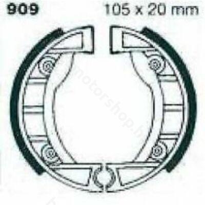 EBC 909 Premium Kevlar-Aramid dobfék betét garnitúra (egy fékdobhoz)