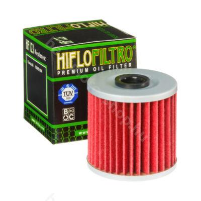 Hiflofiltro motorkerékpár olajszűrő HF123