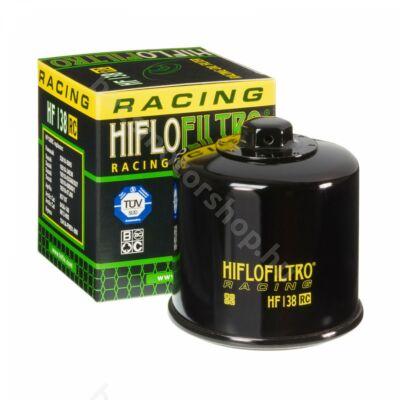 Hiflofiltro motorkerékpár olajszűrő HF138RC