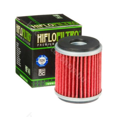 Hiflofiltro motorkerékpár olajszűrő HF141