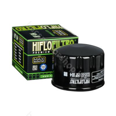 Hiflofiltro motorkerékpár olajszűrő HF184