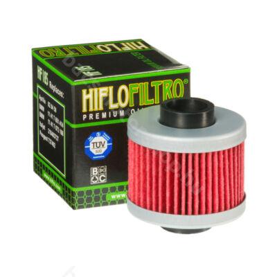 Hiflofiltro motorkerékpár olajszűrő HF185
