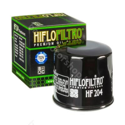 Hiflofiltro motorkerékpár olajszűrő HF204