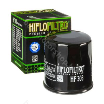 Hiflofiltro motorkerékpár olajszűrő HF303