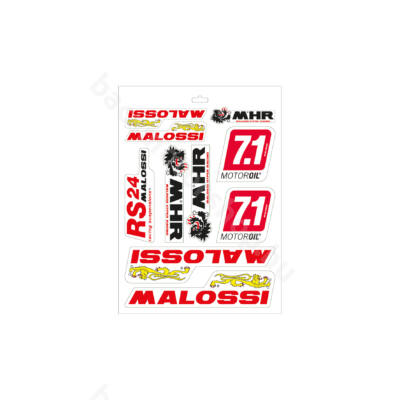 Malossi A3-as matricaszett
