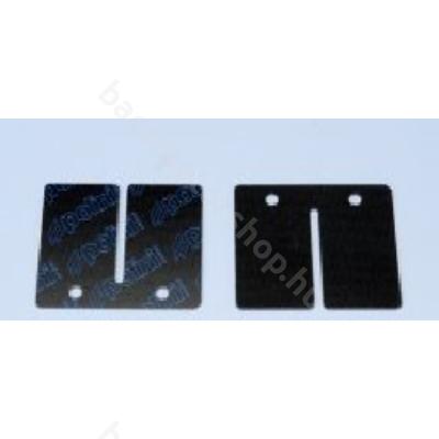Polini karbon membránlap szett (Minarelli AM6) - kék - Gyári membránházhoz